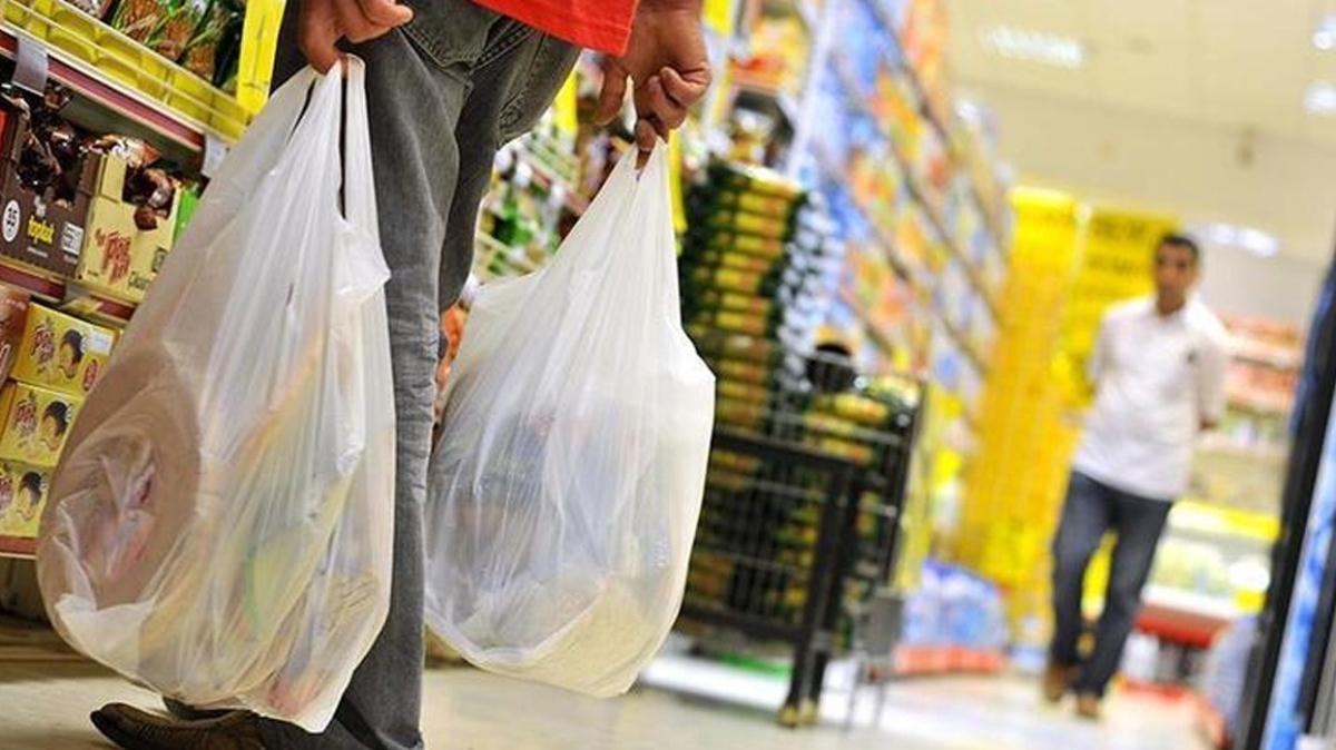 Plastik poşet kullanımı yüzde 80 azaldı