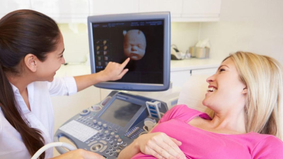 Riskli gebeliklerde ultrason bilgilerine dikkat!