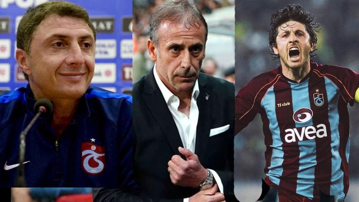 Trabzonspor'da hocalığa üç aday var; Avcı favori