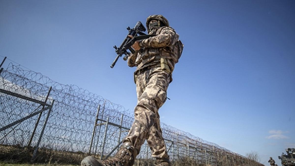 Yunanistan sınırında terör operasyonu: 13 FETÖ üyesi ile 1 PKK'lı teröristi yakaladı