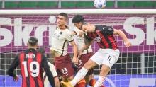 Milan ile Roma'nın gol düellosunda kazanan yok