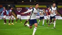Tottenham cehennemden Son ile çıktı