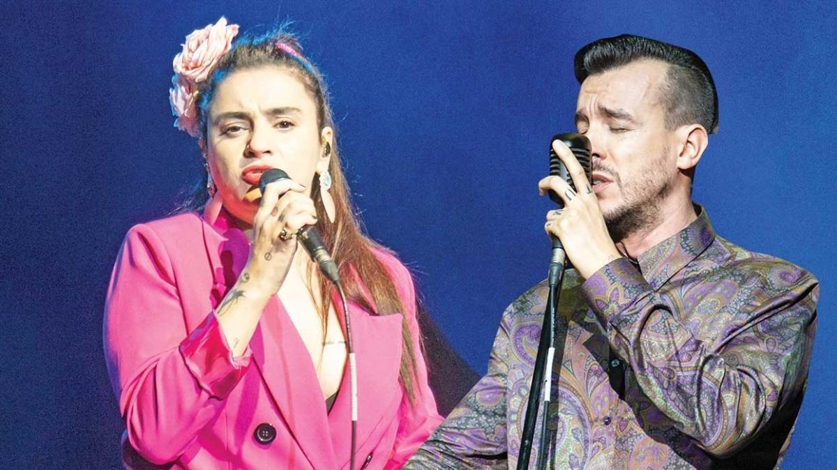 Açıkhava'da destek konseri