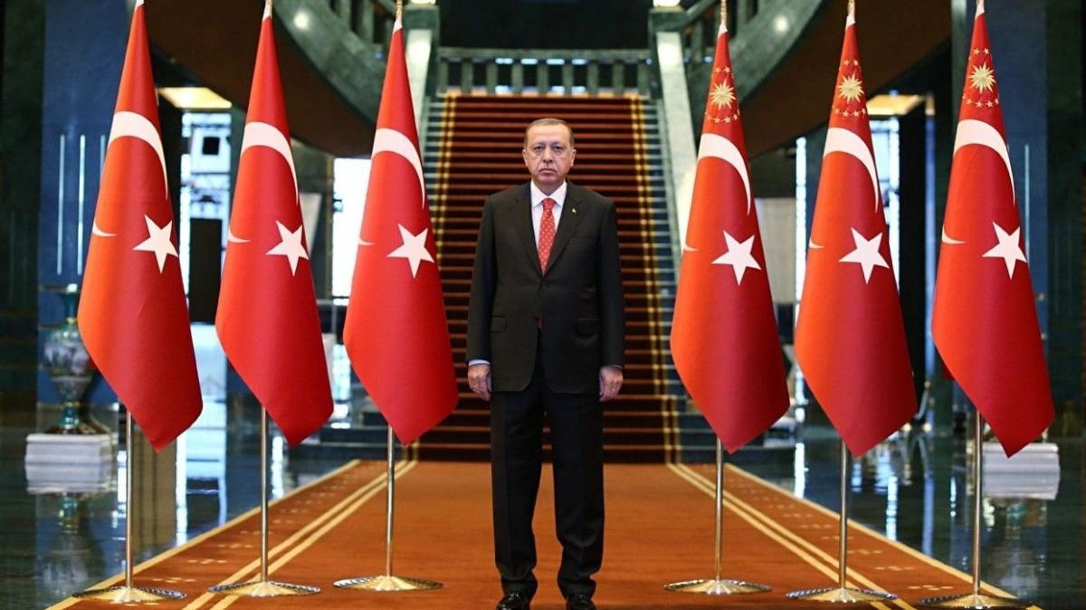 Başkan Erdoğan: Bu kadim coğrafyanın içine sokulduğu cendereden kurtulma vakti gelmiştir