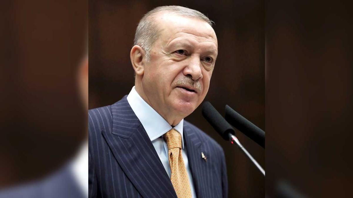 Başkan Erdoğan'dan alçakça hakarete tepki: Hedefleri şahsım değil değerlerimiz