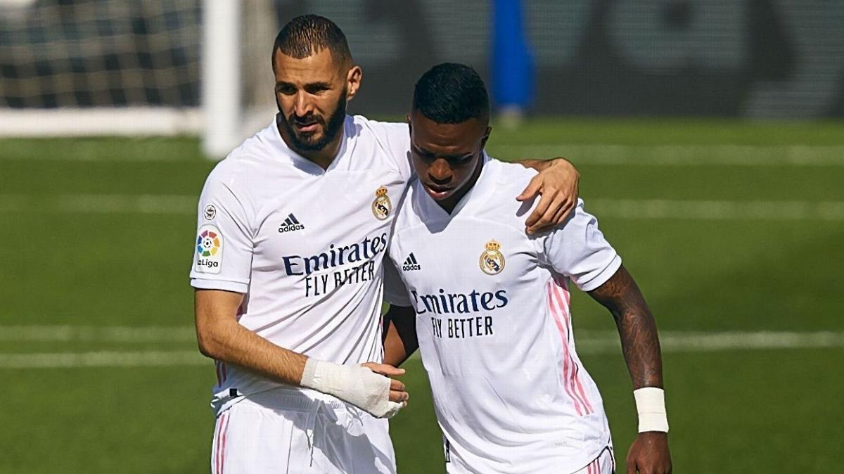 Benzema'dan Real Madrid'i karıştıracak sözler kameralarda