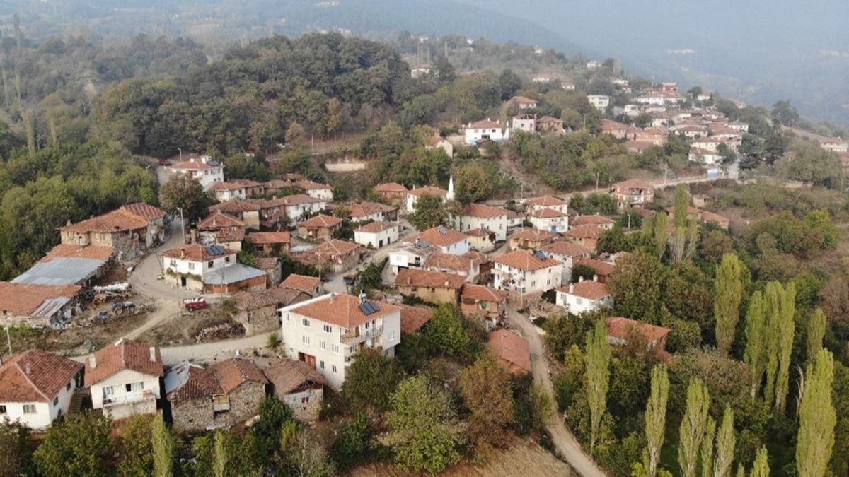 Bursa'nın 500 kişinin yaşadığı bu köyüne koronavirüs uğramadı