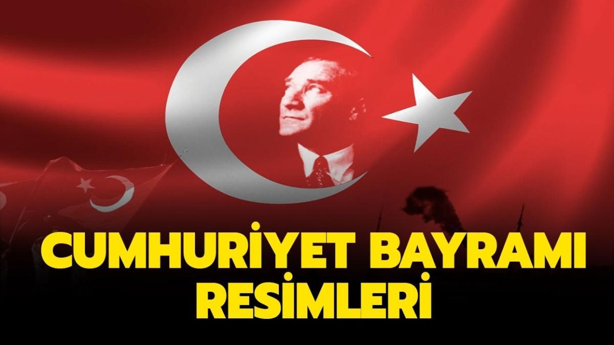 En güzel, en yeni, en anlamlı ve bayraklı Cumhuriyet Bayramı resimleri sizlerle! 29 Ekim Cumhuriyet Bayramı resimleri 2020