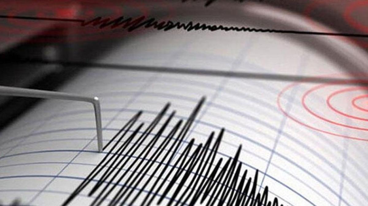 Erzincan'da 4.3 büyüklüğünde deprem meydana geldi