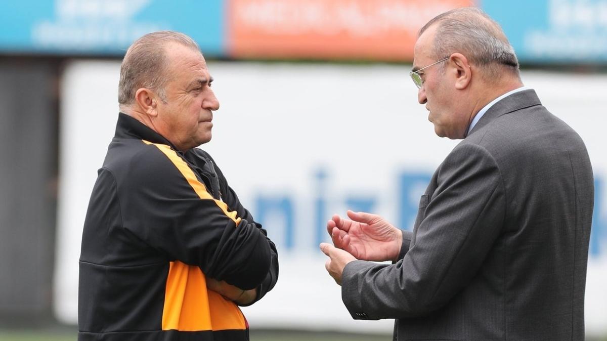 Fatih Terim, Abdurrahim Albayrak'tan Sergio Oliveira'nın transfer edilmesini istedi