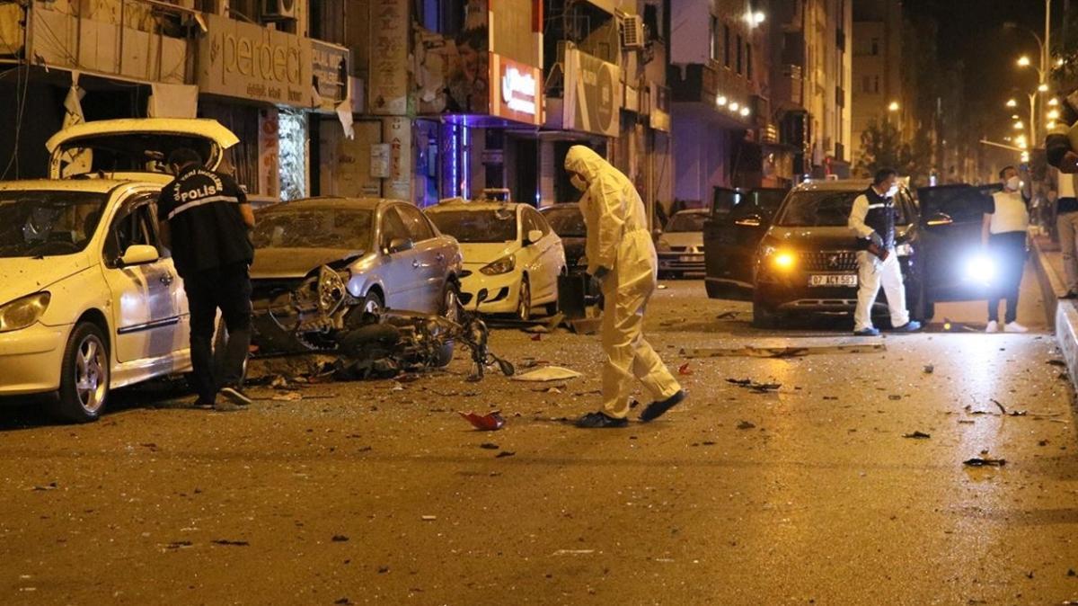 Hatay'daki terör saldırısı ile ilgili 4 ilde 5 zanlı gözaltına alındı