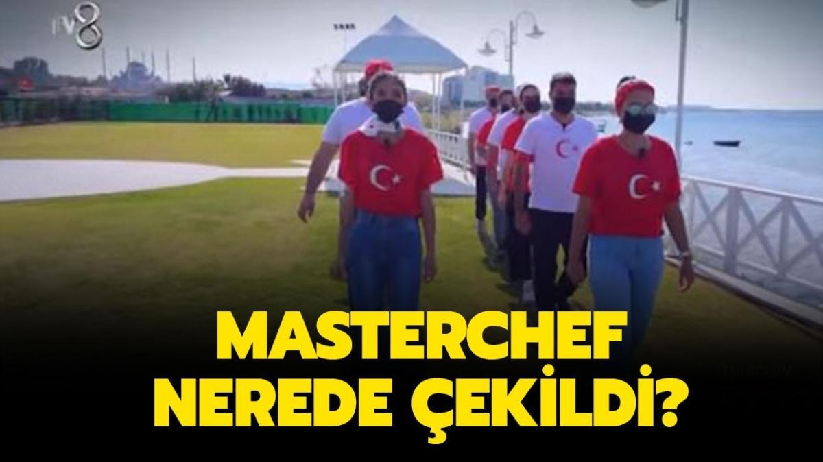 "Bu akşam MasterChef nerede çekildi"" 29 Ekim MasterChef Çanakkale'de nerede çekildi"""