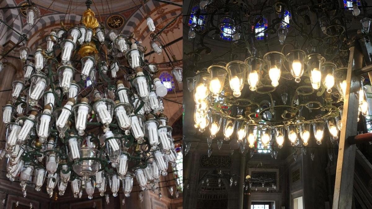 Prof. İlber Ortaylı da tepki gösterdi: Laleli Camii'nde tartışmalara yol açan görüntü