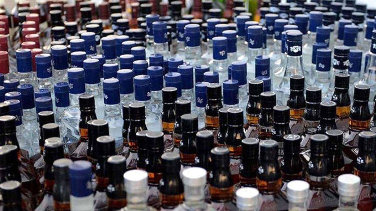 Sahte içki zehirlenmesinde can kaybı 87'ye yükseldi