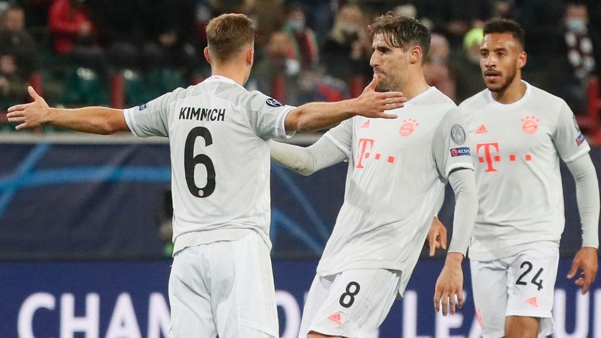 Şampiyonlar Ligi'nde Bayern Münih 2'de 2 yaptı