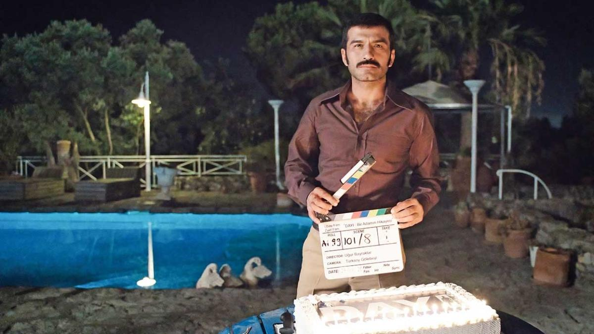 Ufuk Bayraktar ve Gizem Karaca'nın oynadığı 'Dayı: Bir Adamın Hikayesi' filmine korona engeli