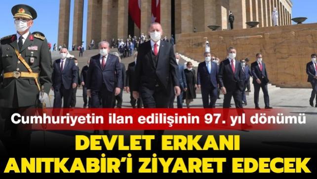 29 Ekim Cumhuriyet Bayramı 97. yıl dönümünde coşkuyla kutlanacak