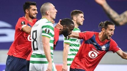 Zeki Çelik attı, Lille 2-0'dan döndü