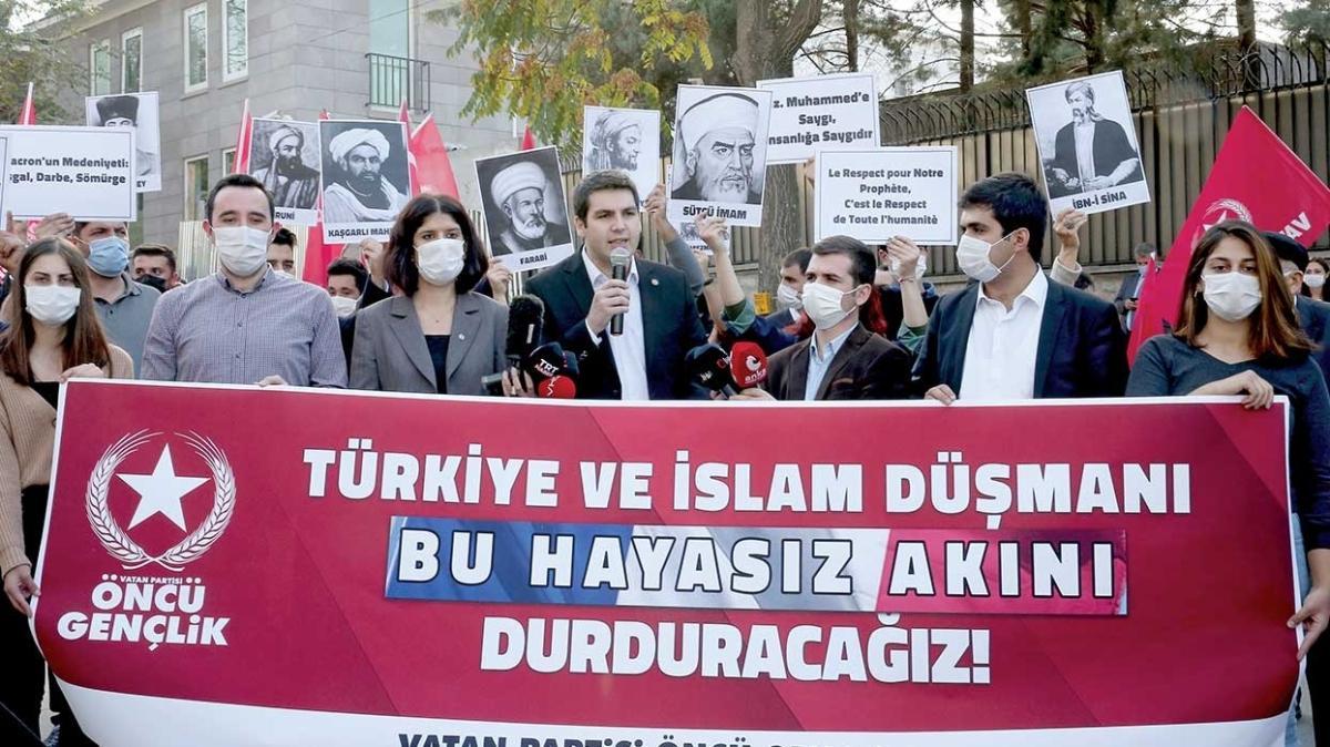 Alçak hakarete karşı tek ses: Türkiye güçlenecek faşistler kaybedecek