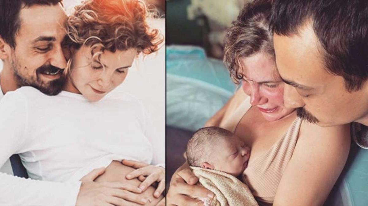 Çocuklar Duymasın'ın Duygu'su Ayşecan Tatari anne oldu