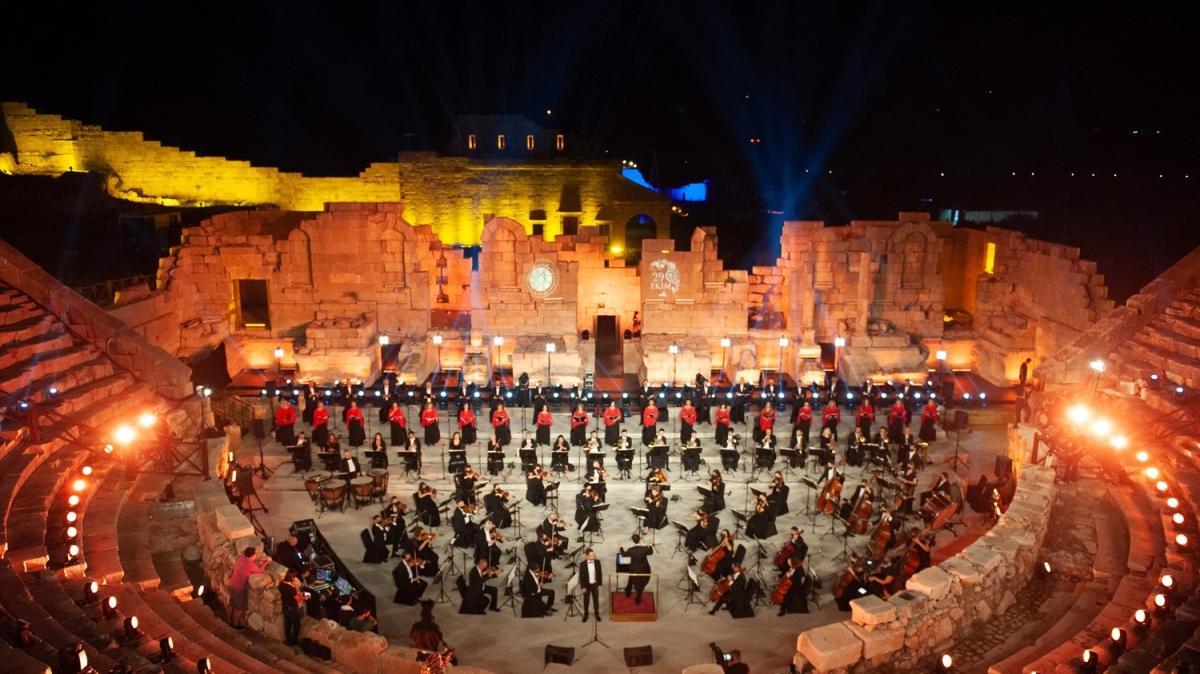 """Cumhurbaşkanlığı Senfoni Orkestrası'ndan """"Büyük Cumhuriyet Konseri"""""""