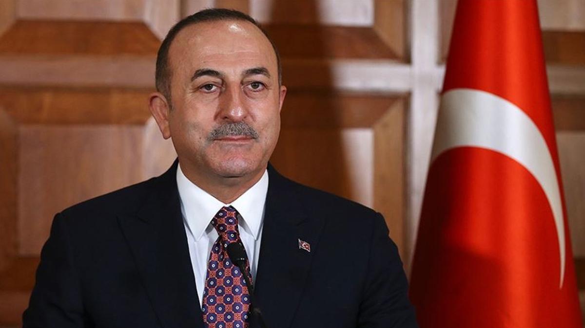 Dışişleri Bakanı Çavuşoğlu'ndan, 29 Ekim Cumhuriyet Bayramı'nı kutlayan mevkidaşlarına teşekkür