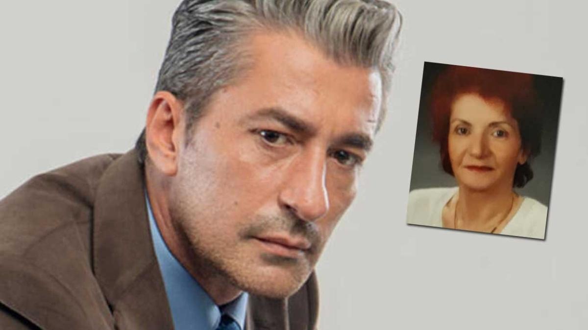 Erkan Petekkaya'dan acı haber...  Ünlü oyuncunun annesi hayatını kaybetti