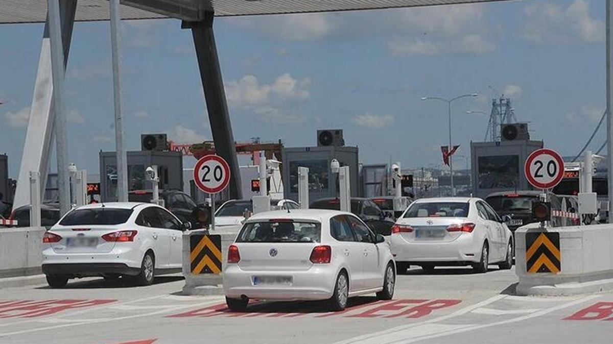 Köprü ve otoyol geçişlerinde dinamik fiyatlandırma dönemi: Ücretli yollar ucuzlayacak