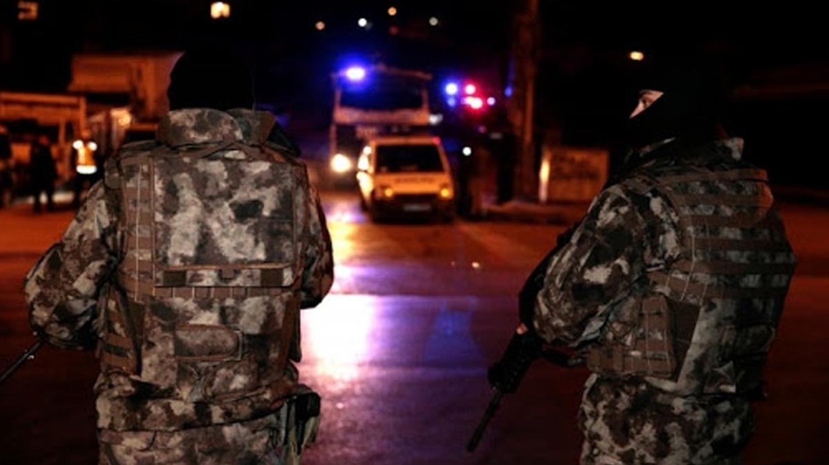 Terör örgütü DHKP-C'nin sözde yönetici kadrosuna operasyon: 93 kişi yakalandı