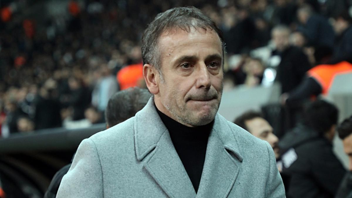 Trabzonspor'dan Abdullah Avcı'ya senelik 10 milyon TL
