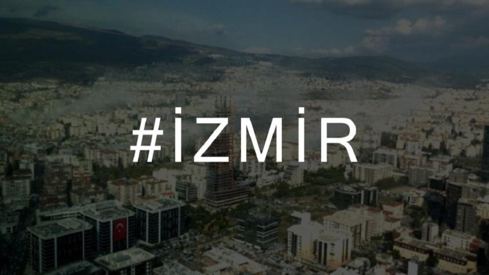 İzmir deprem geçmiş olsun mesajları ve sözleri! İzmir deprem mesajları