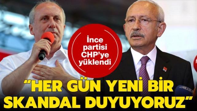 Muharrem İnce'den partisi CHP'ye bu sözlerle yüklendi: Kimisi Azerbaycan'a tam destek olamıyor, kimisi 'Atatürk' diyemiyor