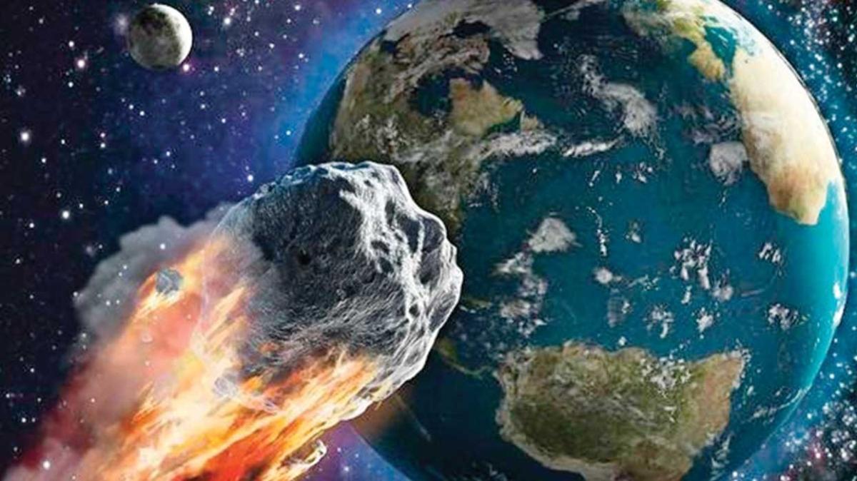 3 futbol sahası büyüklüğünde... Dünya'ya yaklaşan Apophis isimli göktaşı hızlanıyor