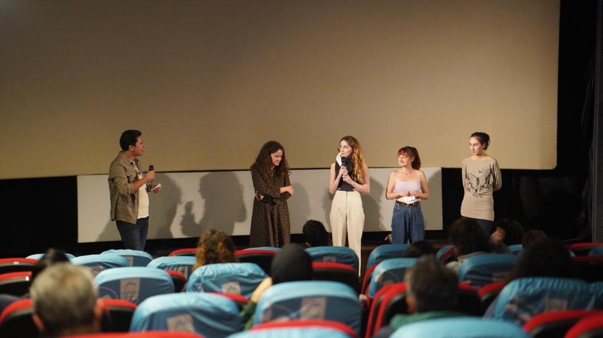 8. Boğaziçi Film Festivali Kısa Filmler ve Work In Progress Jüri Sunumlarıyla Yedinci Gününü Geride Bıraktı