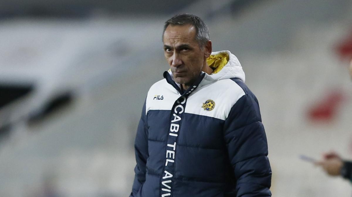 Giorgos Donis'e göre maçın kırılma anı Yatabare'nin direkten dönen topu
