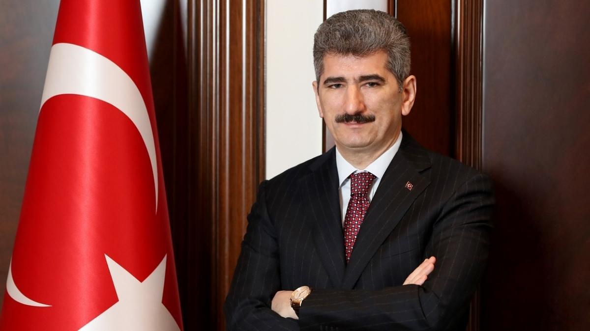 """İçişleri Bakan Yardımcısı İnce'den """"provokatif"""" paylaşım açıklaması"""