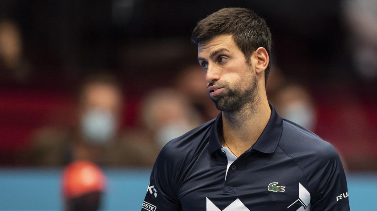Novak Djokovic, Viyana Açık Turnuvası'na çeyrek finalde veda etti
