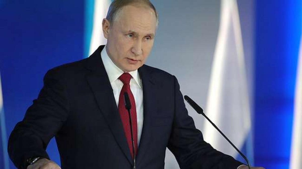 Putin Başkan Erdoğan'a taziye mesajı gönderdi