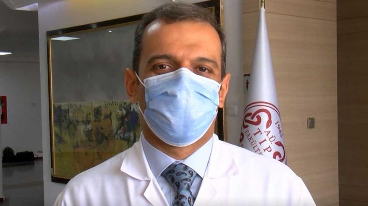Sağlık Bakanlığı Bilim Kurulu üyesi Prof. Dr. Alpay Azap: Maskemi çıkarmadım, 9 aydır hastalanmadım