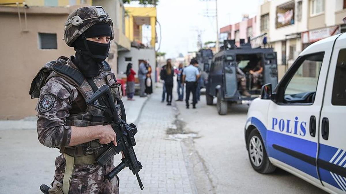 Samsun'da terör örgütü DEAŞ operasyonu: Yabancı uyruklu 16 şüpheli yakalandı
