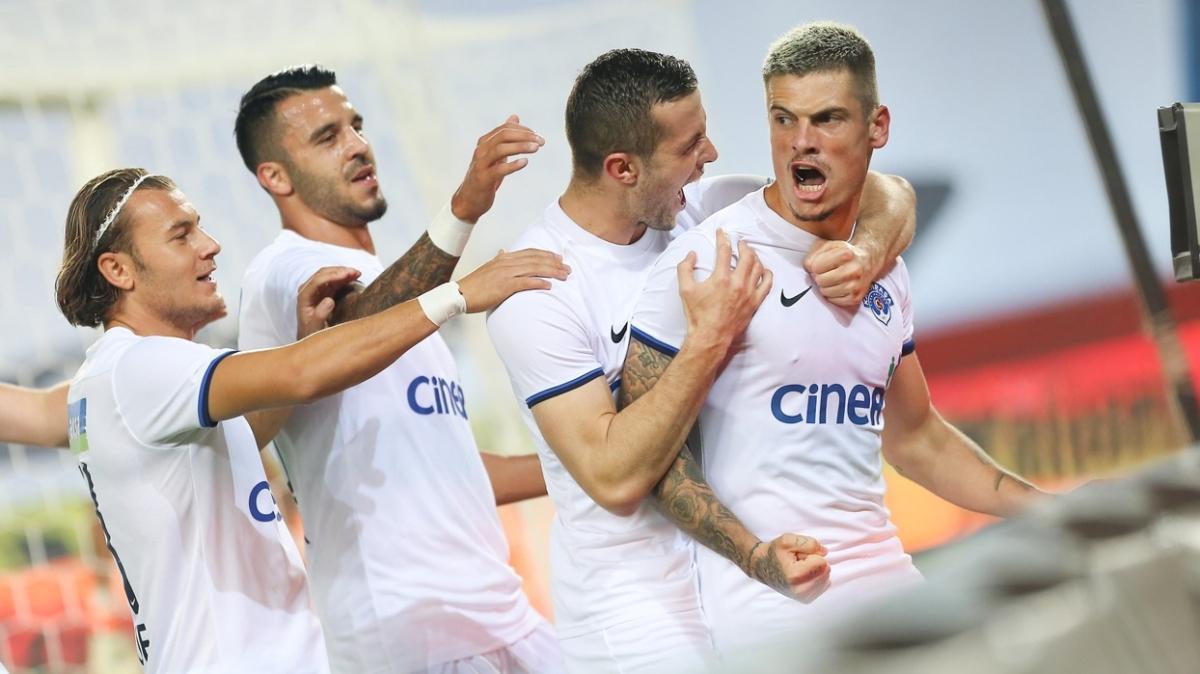 Trabzonspor sahasında Kasımpaşa'ya 4-3 mağlup oldu