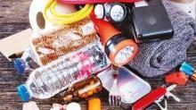 Deprem çantasında neler bulunmalı?