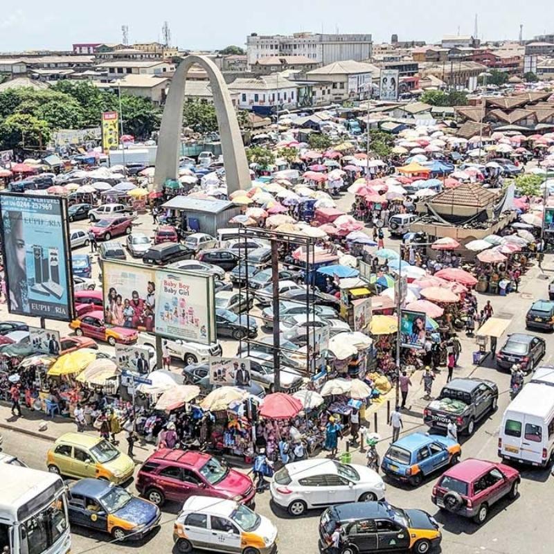 Afrika ülkeleri Avrupa'nın otomobil hurdalığı oldu