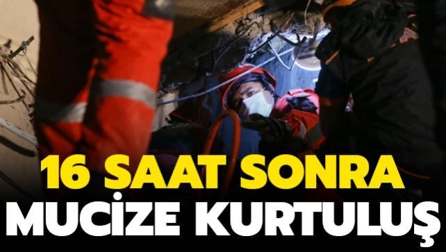 Saatler sonra mucize kurtuluş! 3 kişi daha enkazdan sağ olarak kurtarıldı