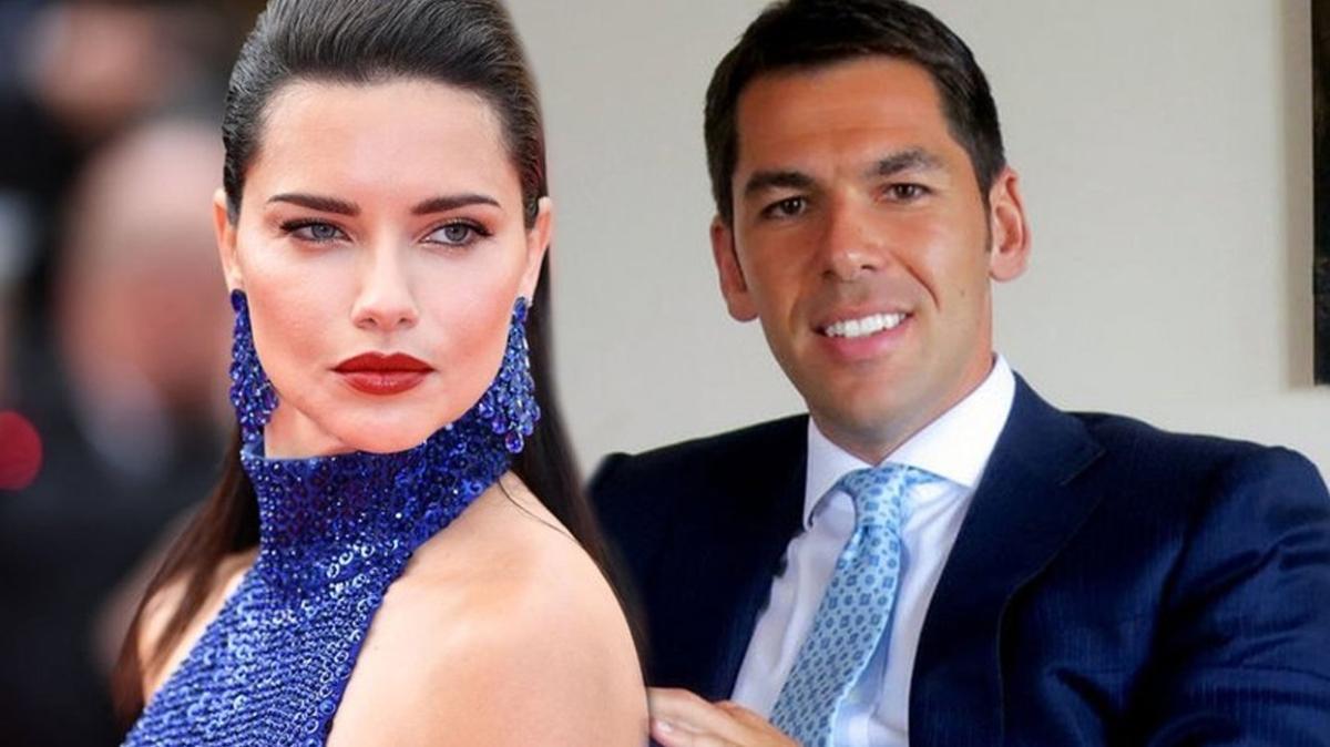 Adriana Lima'nın eski sevgilisi Emir Uyar aradığı aşkı buldu
