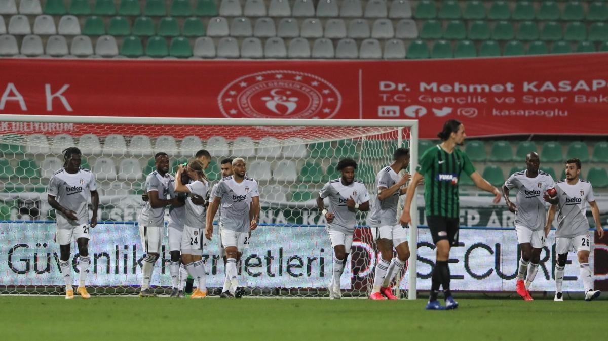 Beşiktaş, Yeni Malatyaspor'u ağırlayacak