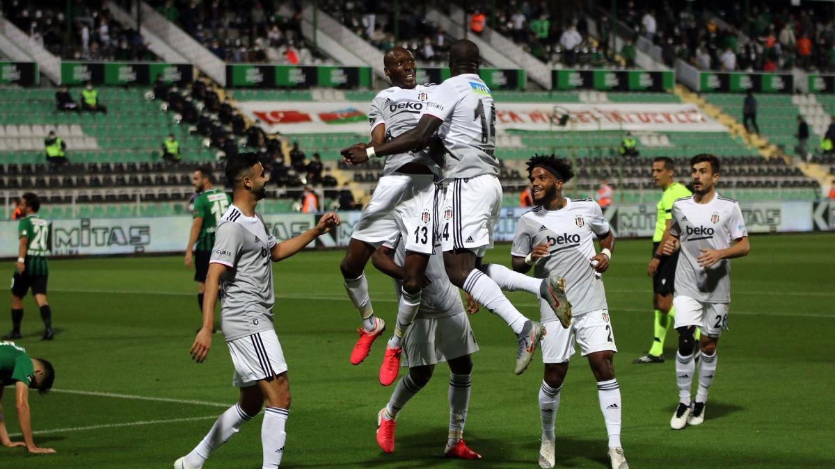Beşiktaş'ın yeni 10 numarası Atiba