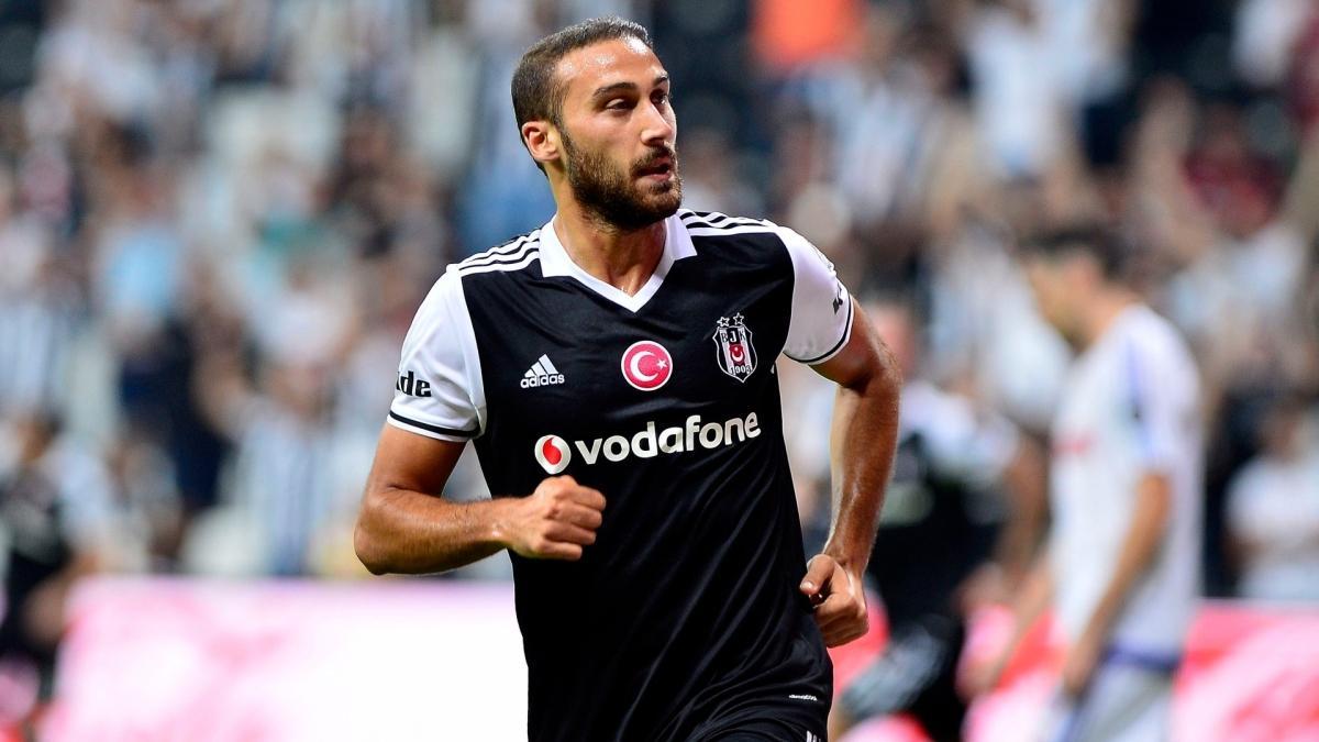 Cenk Tosun'dan Everton'a: Beni boşuna Galatasaray ve Fenerbahçe'ye önermeyin