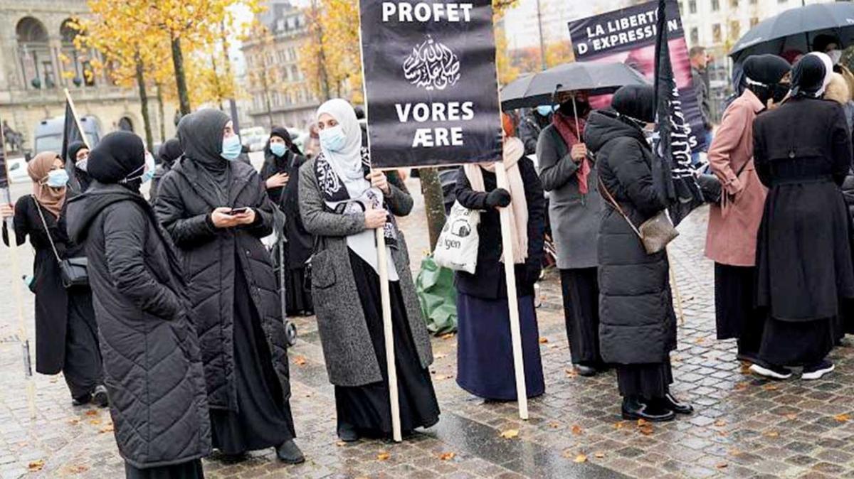 Danimarka'da aşırı sağ yine provokasyon peşinde