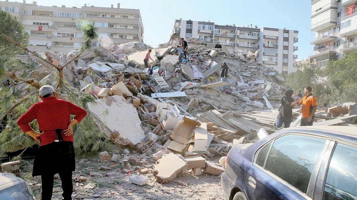 Fay hattındaki kentin DASK karnesi zayıf... İzmir'in yüzde 56'sı depreme karşı sigortalı
